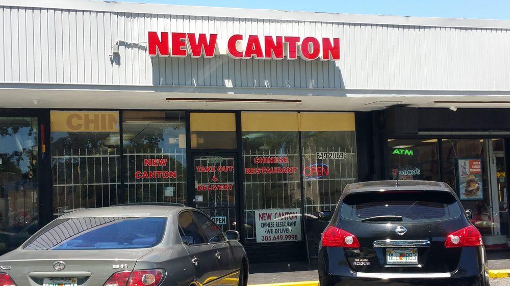 New Canton Chinese Restaurant Miami Fl