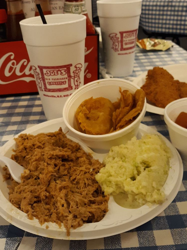 Joe's Barbecue Kitchen: 500 Green Hill Dr, Whiteville, NC