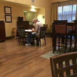 Photo Of Hampton Inn Suites Altus Ok United States Breakfast Area