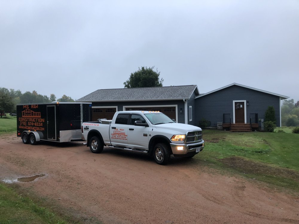 MS R&I Construction: 1667 County Rd S, Edgar, WI