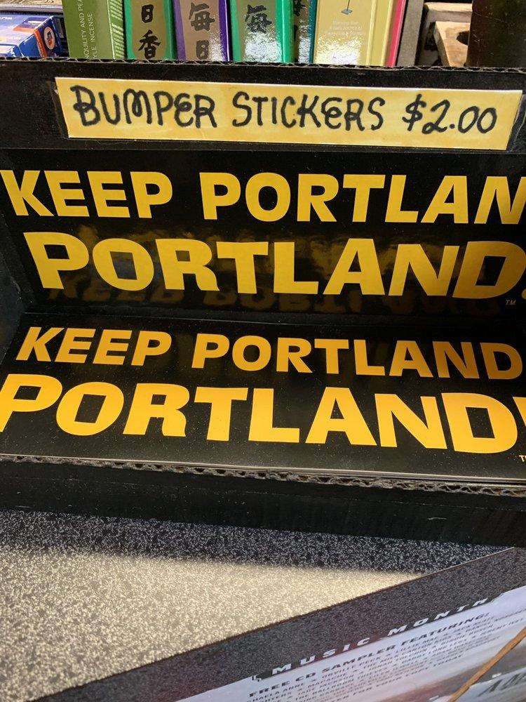 Keep Portland Weird: 350 W Burnside St, Portland, OR