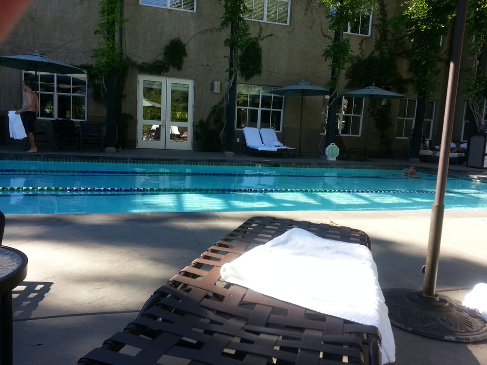 Health Spa Napa Valley Saint Helena Ca