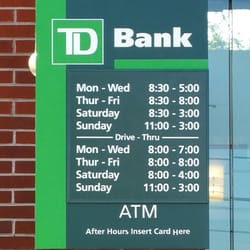 TD Bank - Banks & Credit Unions - 575 Kingsland St, Nutley, NJ ...