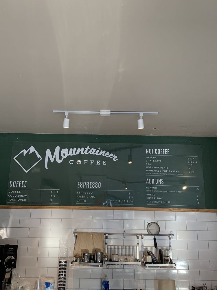 Social Spots from Mountaineer Coffee