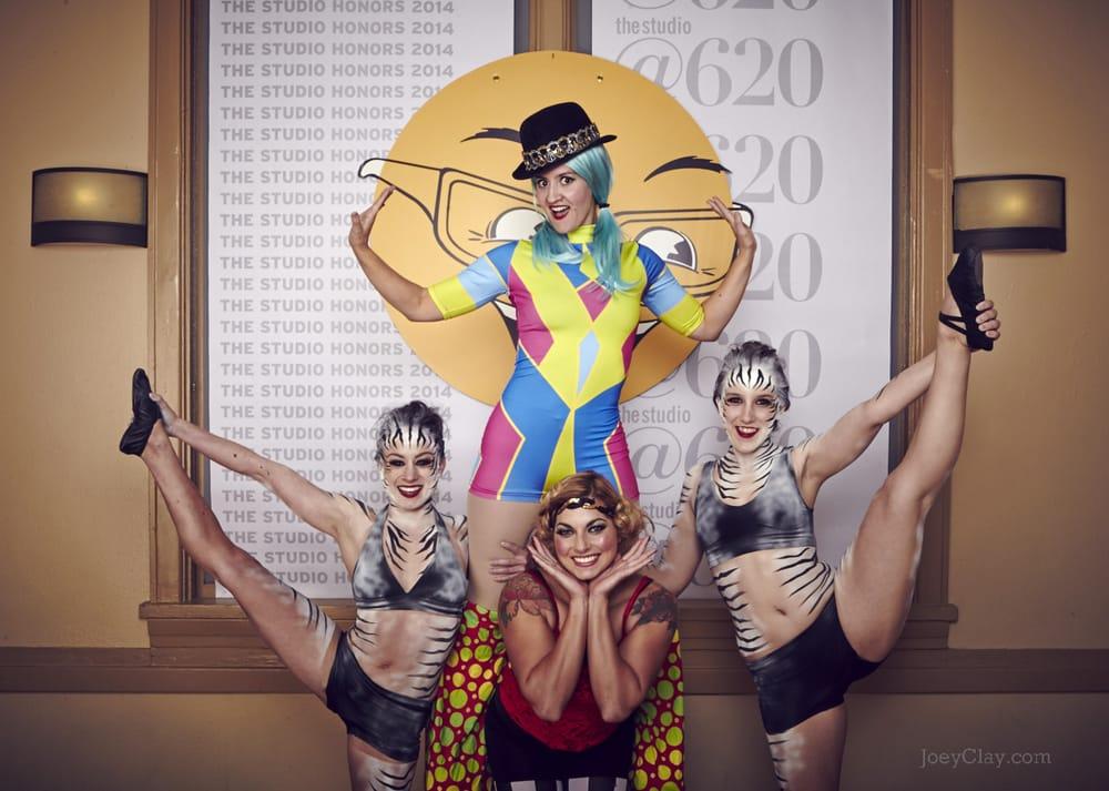 CirqueVille Entertainment: Tampa Bay, FL