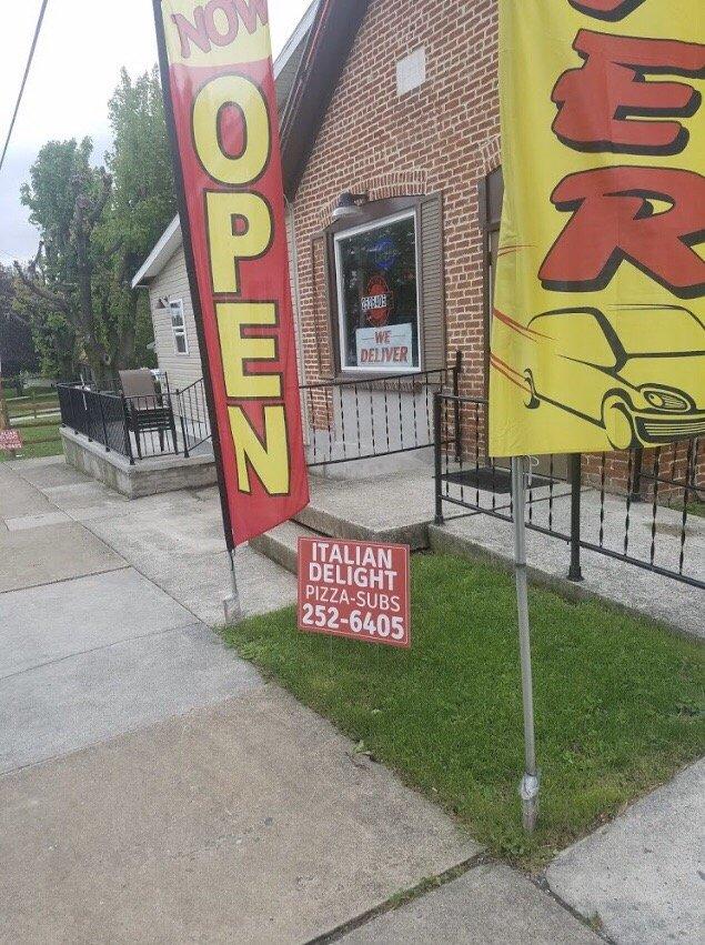 Italian Delight: 38 N Main St, Wrightsville, PA