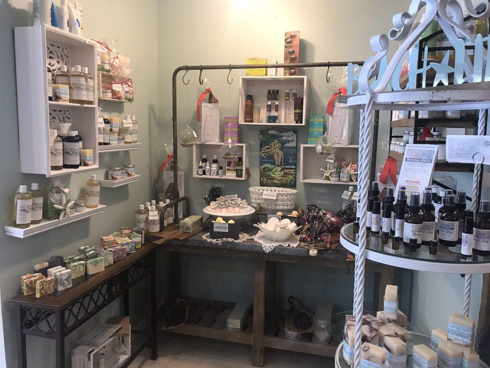 Tequesta Tea Room at Original Elements Art & Gift Gallery