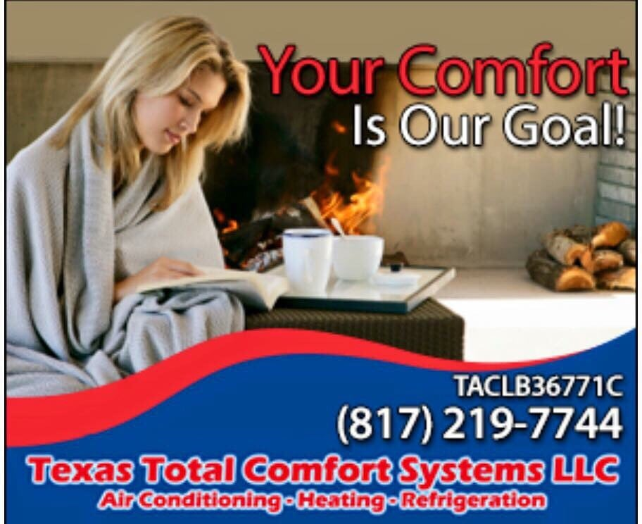 Texas Total Comfort Systems: 1953 Golden Heights Rd, Fort Worth, TX