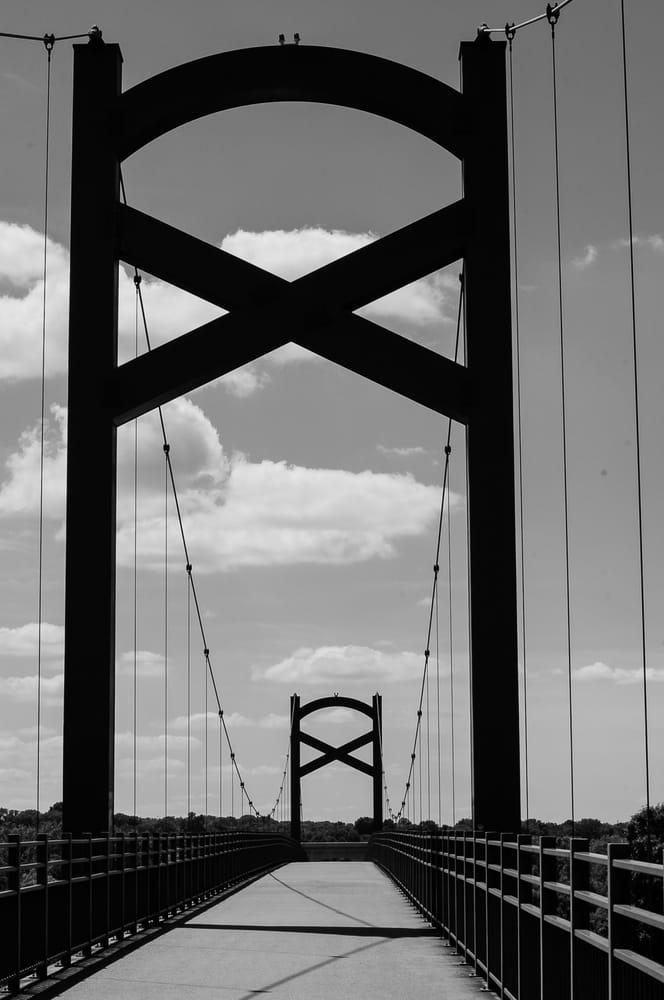 Cumberland River Pedestrian Bridge 63 Photos Amp 17