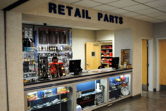 ford parts counter at rodeo ford near avondale az yelp. Black Bedroom Furniture Sets. Home Design Ideas