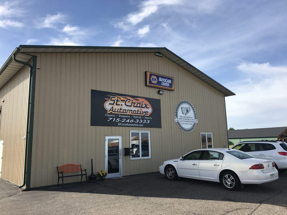 St croix automotive 13 foto 39 s garages 440 w n shore for Garage autodemarque croix