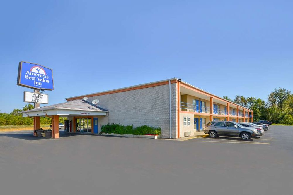 Americas Best Value Inn Elizabethtown: 711 East Dixie Avenue, Elizabethtown, KY