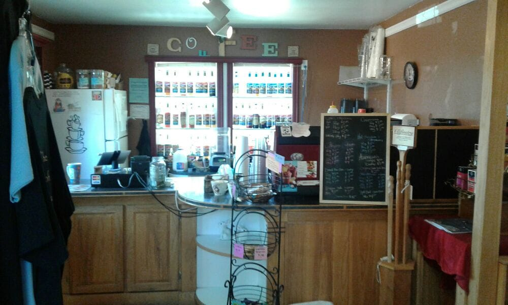 The Coffee Hound: 101 Wall St S, Hot Springs, MT