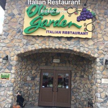photo of olive garden italian restaurant broken arrow ok united states outside - Olive Garden Broken Arrow