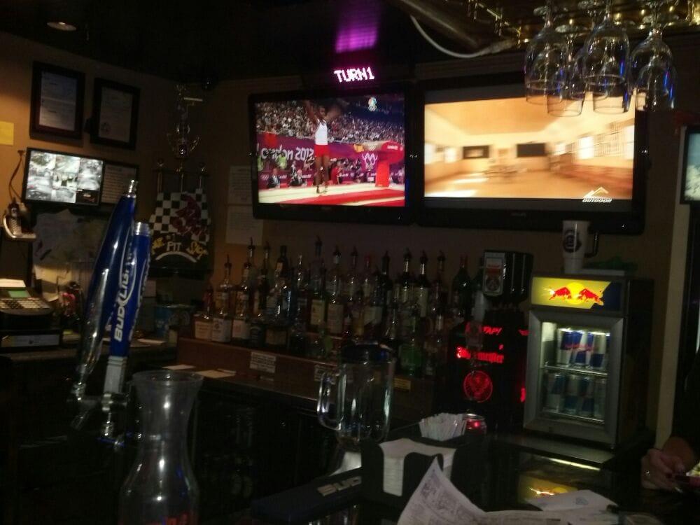Turn 1 Sports And Spirits: 508 Hwy 418, Fountain Inn, SC