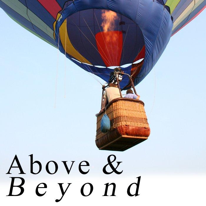 Above & Beyond Balloon Rides: 2001 E Greyhound Pass, Carmel, IN