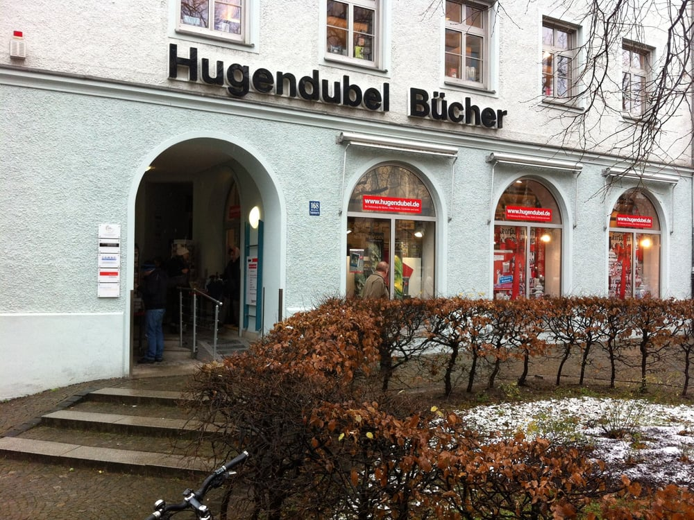 Heinrich Hugendubel  Bookstores  Nymphenburger Str 168