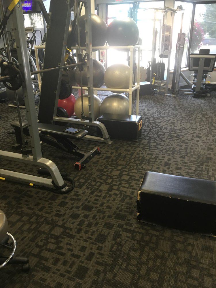 Everything You Need In A Gym Included Within The Intimacy Of A
