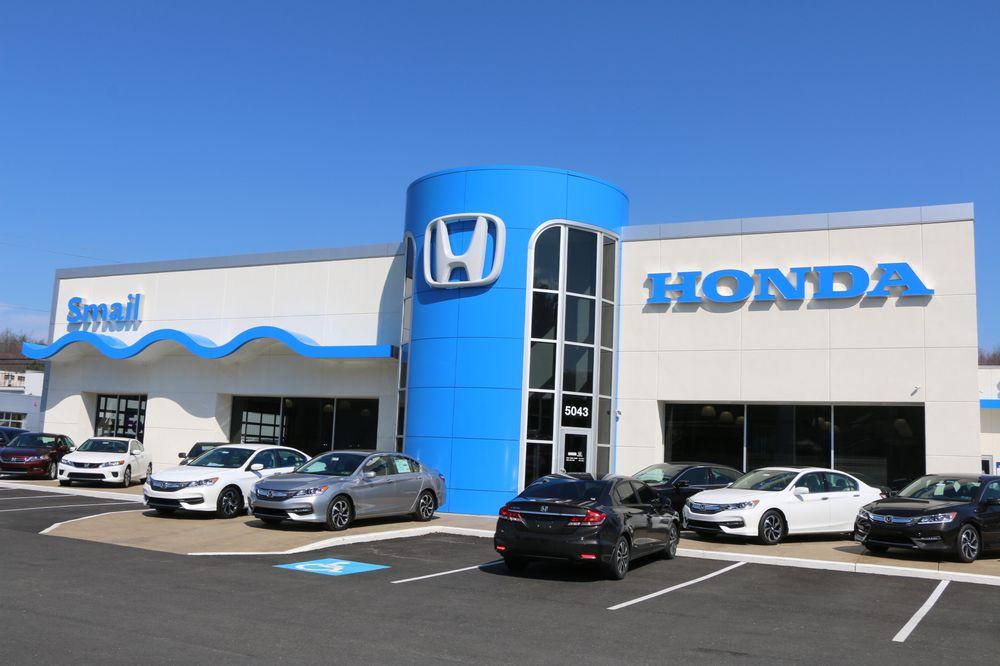 Smail honda car dealers 5043 rte 30 greensburg pa for Honda dealer phone number