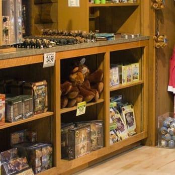Old Faithful Inn Gift Shop - Gift Shops - 1 Grand Loop Rd ...
