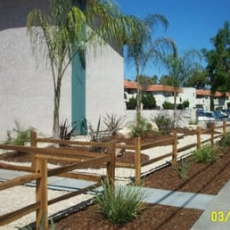 Photo of Meier's Yard Polishing and Landscape - El Cajon, CA, United States. Commercial Property Enhancement