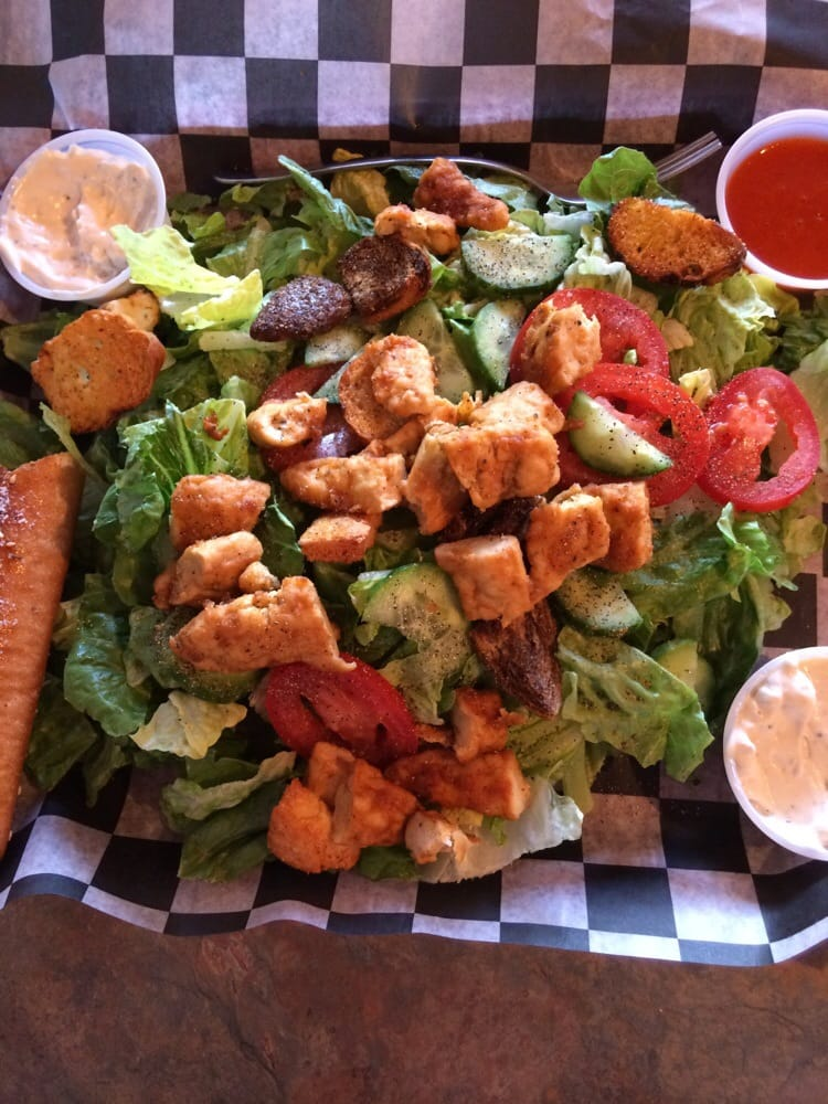 Buffalo chicken salad yelp for Penny hill