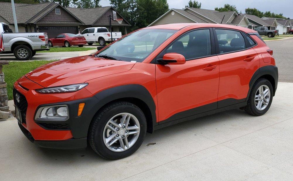 Auffenberg Hyundai of Cape Girardeau: 386 Siemers Dr, Cape Girardeau, MO