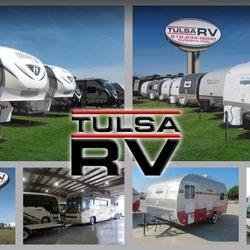 Rv Sales Tulsa >> Tulsa Rv New Sales West Lot Closed 12 Photos Rv Dealers