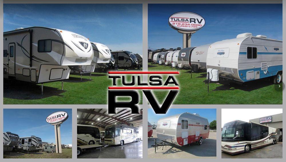 Rv Sales Tulsa >> Tulsa Rv New Sales West Lot 12 Photos Rv Dealers