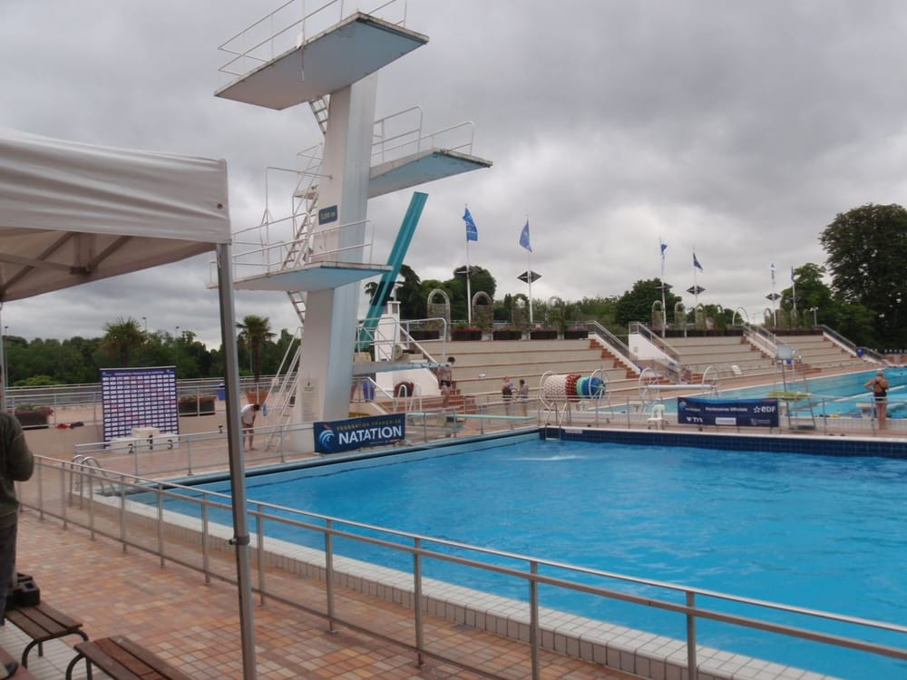 Nogent nautique schwimmhalle freibad 8 rue du port - Piscine stade nautique caen ...