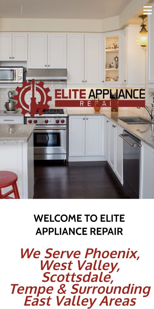 Elite Appliance Repair