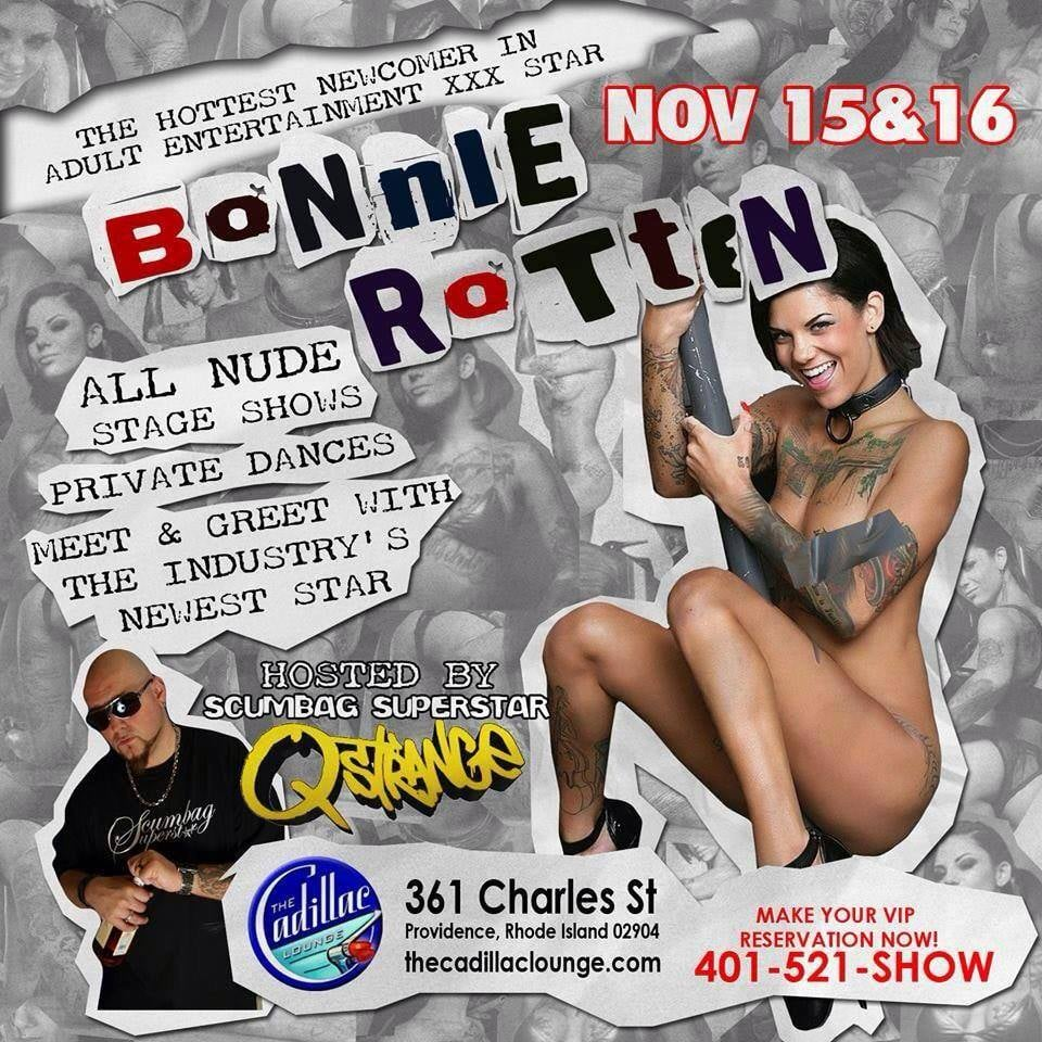 novembers feature bonnie rotten! - yelp