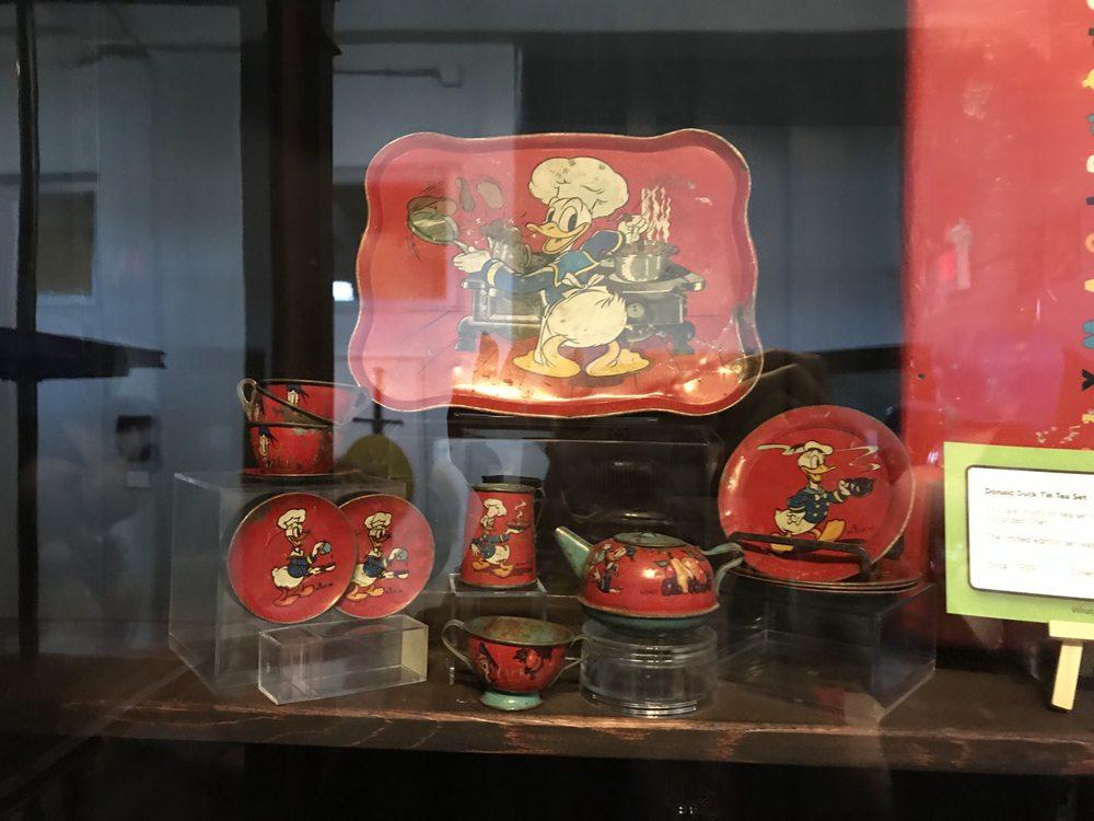 Walt Disney Hometown Museum: 120 E Santa Fe St, Marceline, MO