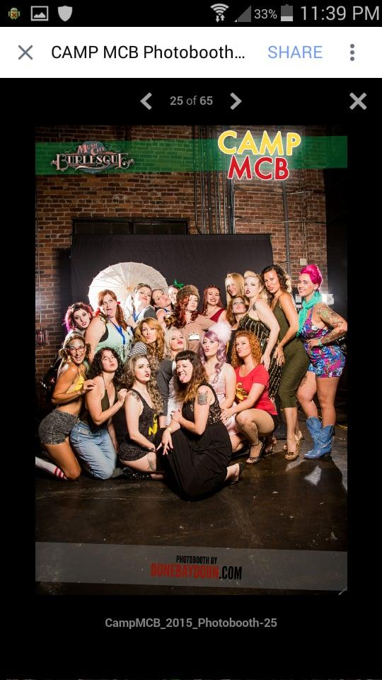 Music City Burlesque