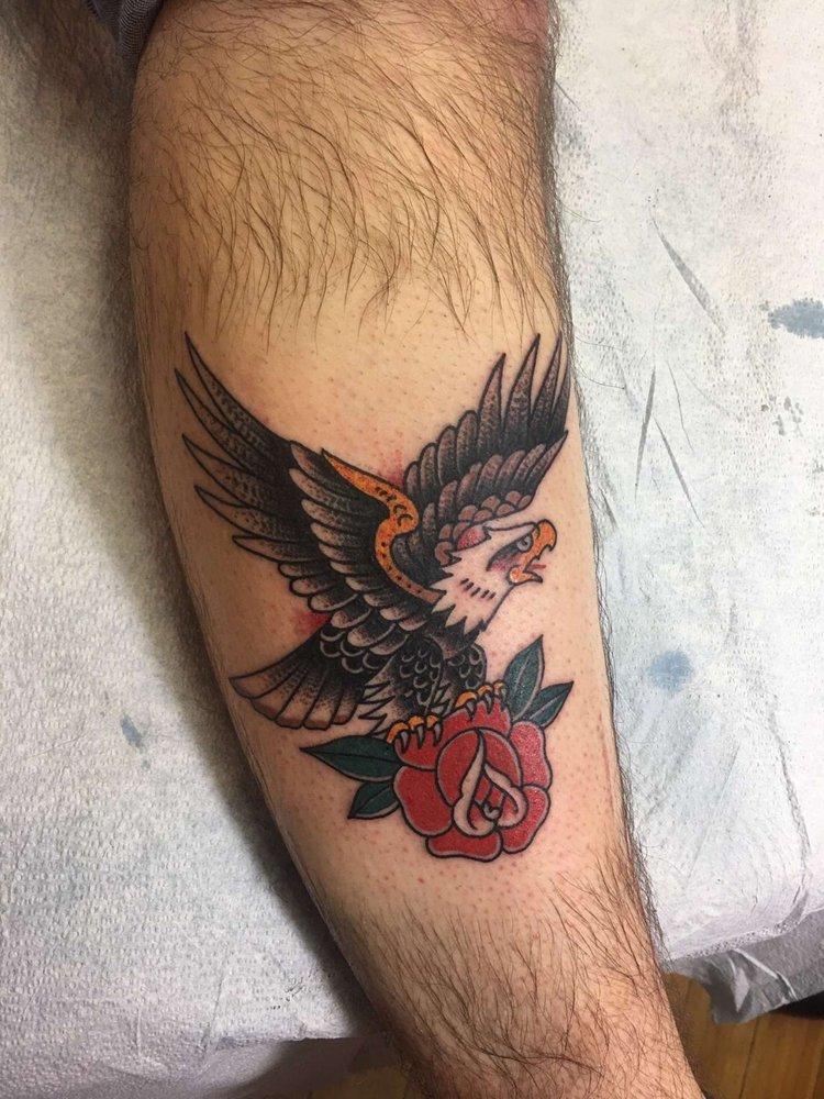 Copperhead Tattoo: 7716 Main St, Houma, LA