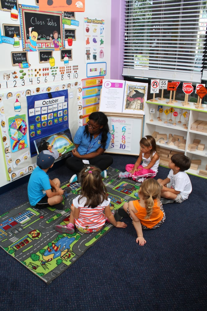 The Learning Experience - Franklin Lakes: 861 Franklin Ave, Franklin Lakes, NJ