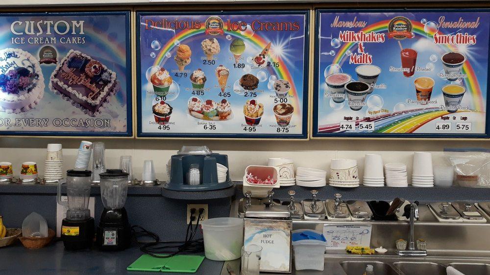Double Rainbow Ice Cream: 14444 San Pablo Ave, San Pablo, CA