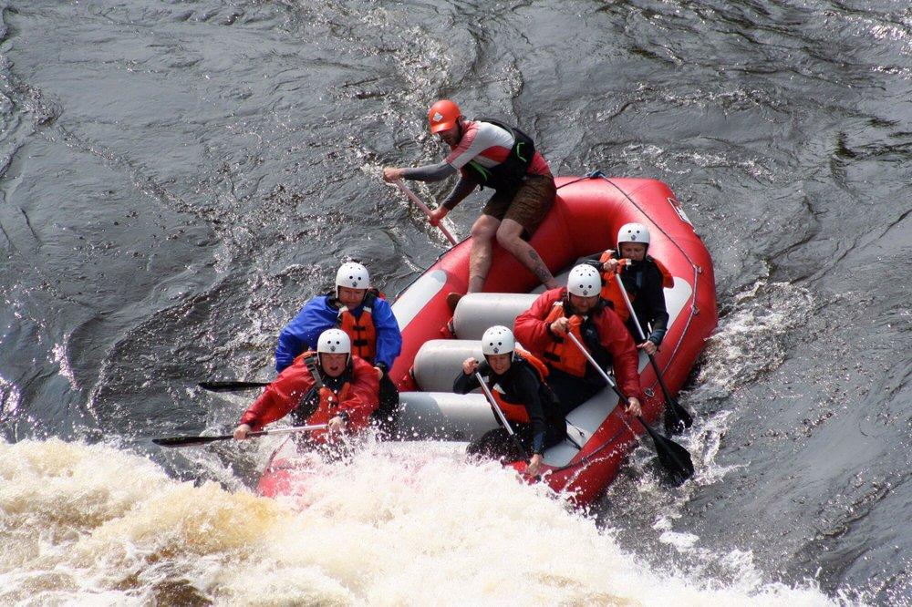 BOB Rafting: 124 William St, Dexter, NY