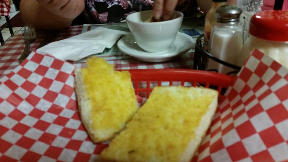 Garlic bread yelp for Anthony s italian cuisine sacramento