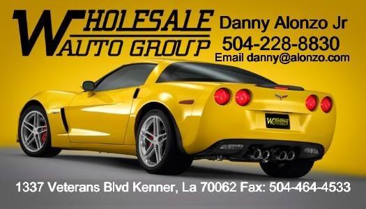 Wholesale Auto Group