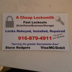 A Absolutely Cheap Locksmith - 55 Reviews - Keys
