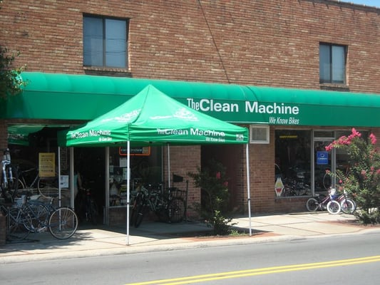 clean machine carrboro