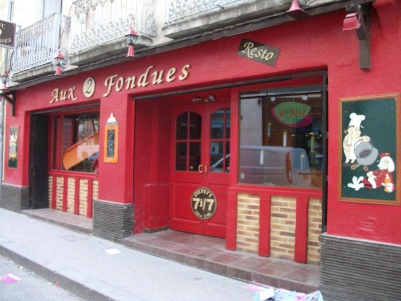 Restaurant Rue De La Saunerie Montpellier