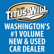 Titus Will Chevrolet Is Located Just Off Hwy 512 At Pacific