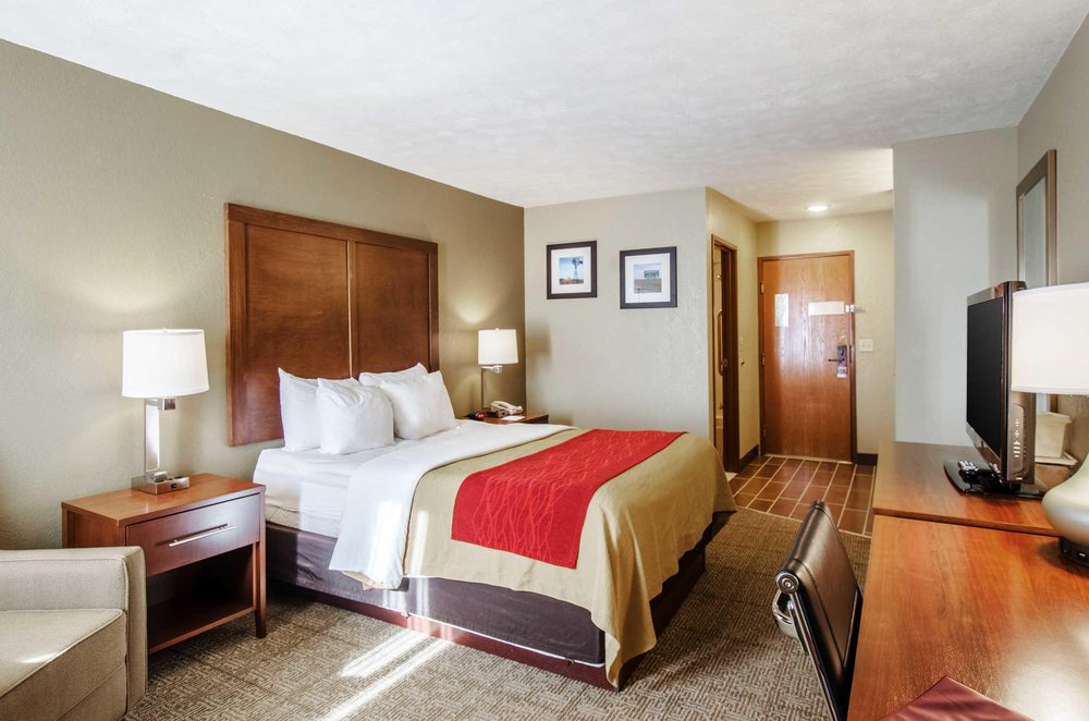 Comfort Inn: 2810 Plum Creek Pkwy, Lexington, NE