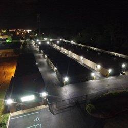 Photo Of Premier Storage   Huntsville, AL, United States. LED Lights On The