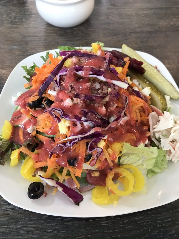 The Salad Bar: 819 W Ave, Lenoir, NC