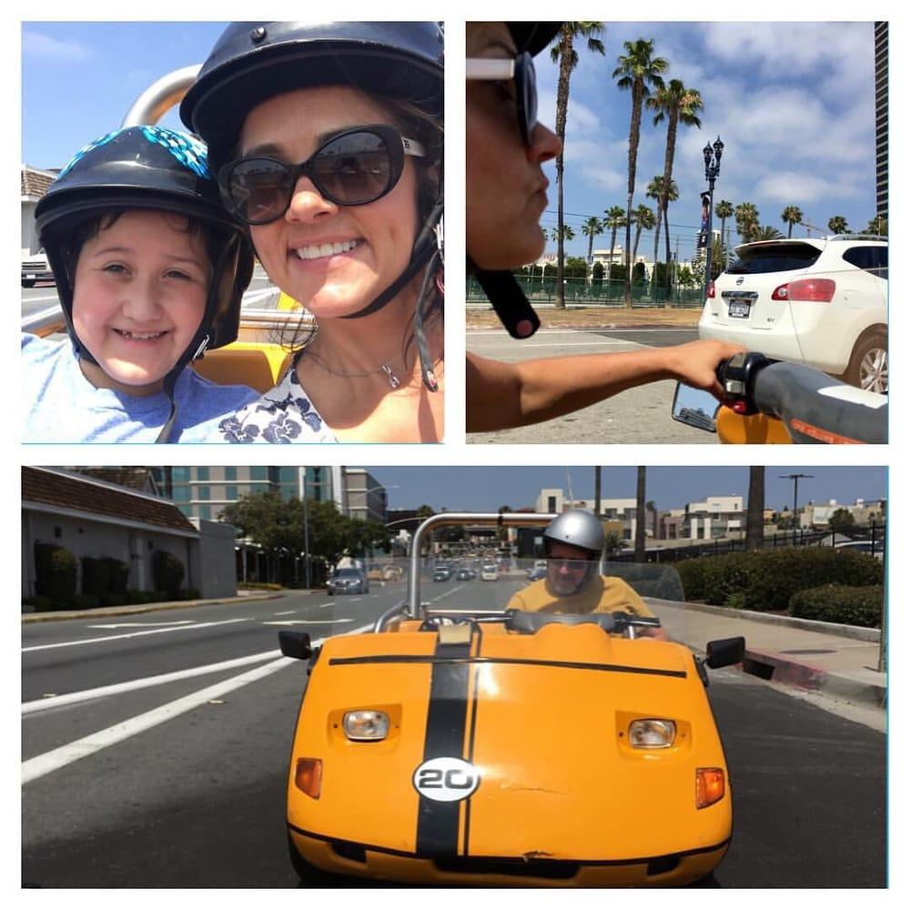 GoCar Tours: 2555 Kettner Blvd, San Diego, CA