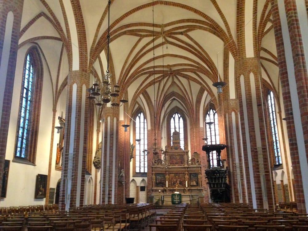 Kirche St Nikolai