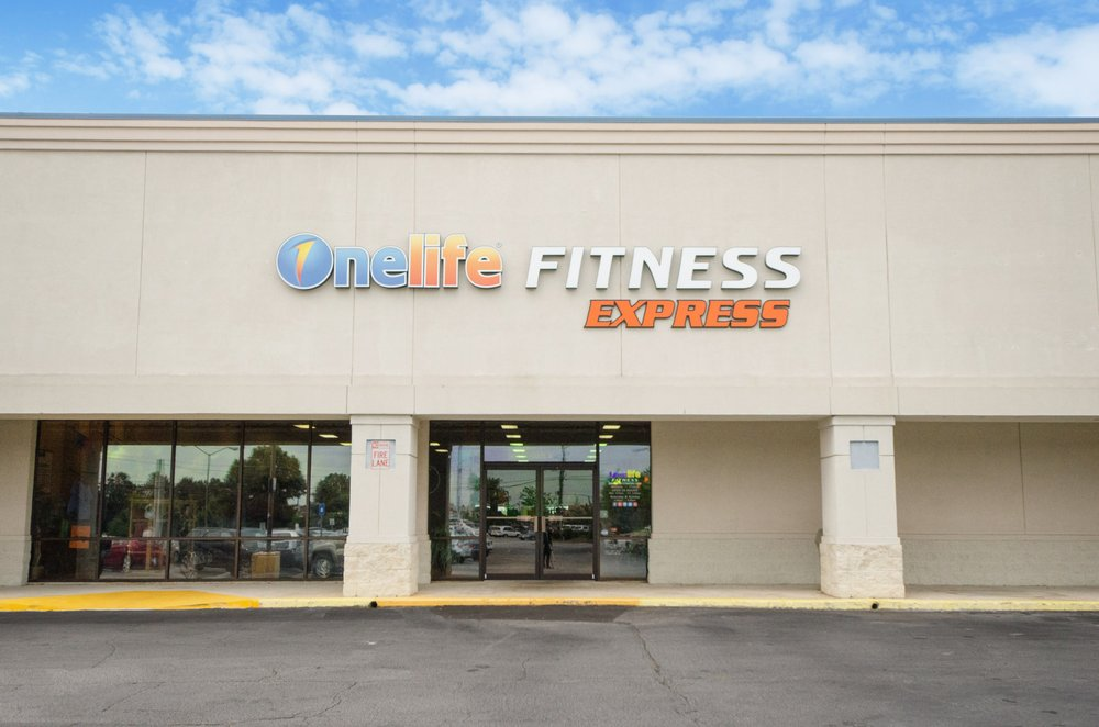 Onelife Fitness - Newnan Express: 19 Millard Farmer Ind Blvd, Newnan, GA